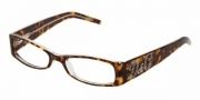 D&G DD 1148B Eyeglasses Eyeglasses - 556 Havana On Transparent