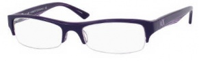 Armani Exchange 226 Eyeglasses Eyeglasses - 0YKV Violet Lilac Striped