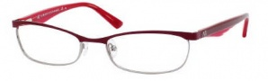 Armani Exchange 228 Eyeglasses Eyeglasses - 0YPI burgundy Ruthenium-Dark Red St