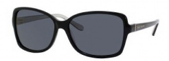 Kate Spade Ailey/P/S Sunglasses Sunglasses - JBMP Black Champagne / RA Gray Polarized Lens