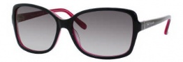 Kate Spade Ailey/S Sunglasses Sunglasses - 0WFZ Charcoal Pink / Y7 Gray Gradient Lens