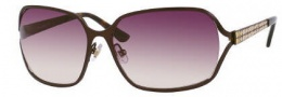 Kate Spade Aberta 2/S Sunglasses Sunglasses - 0P40 Shiny Brown / Y6 Brown Gradient Lens