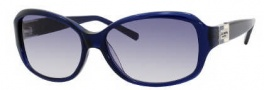 Kate Spade Annika/S Sunglasses Sunglasses - 0X00 Navy / Y7 Gray Gradient lens