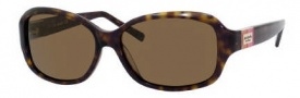Kate Spade Annika/S Sunglasses Sunglasses - 086P Tortoise / VW Brown Polarized Lens