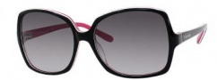 Kate Spade Aspen/S Sunglasses Sunglasses - 0DV3 Black Geranium / Y7 Gray Gradient Lens