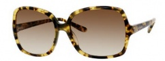 Kate Spade Aspen/S Sunglasses Sunglasses - 0DV1 Plum Lilac / C0 Brown Lavender Lens