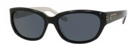 Kate Spade Bri/S Sunglasses Sunglasses - JBMP Black Champagne / RA Gray Polarized Lens