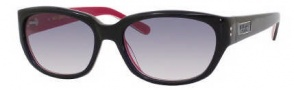Kate Spade Bri/S Sunglasses Sunglasses - 0DC8 Navy Red / XO Navy Gradient Lens