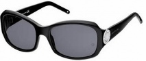 MontBlanc MB286S Sunglasses Sunglasses - 01A