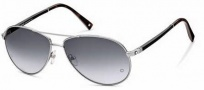 MontBlanc MB325S Sunglasses Sunglasses - 14B Grey