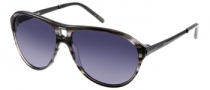 Gant GS George Sunglasses Sunglasses - GRY-3: Grey Horn