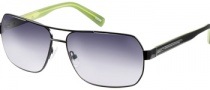 Gant GS Henle Sunglasses Sunglasses - BLK-35: Shiny Black