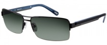 Gant GS Touro Sunglasses Sunglasses - SBLK-3: Satin Black