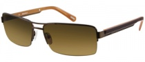 Gant GS Touro Sunglasses Sunglasses - SBRN-1: Satin Brown