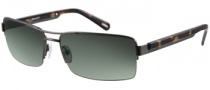 Gant GS Touro Sunglasses Sunglasses - SGUN-3: Satin Gunmetal