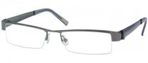 Gant G Cooper Eyeglasses Eyeglasses - GUN: Gunmetal