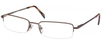 Gant G Watts Eyeglasses Eyeglasses - BRN: Brown