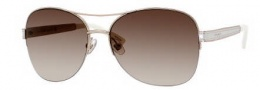 Kate Spade Dane/S Sunglasses Sunglasses - 0EQ6 Almond Cream / Y6 Brown Gradient Lens