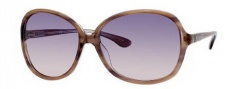 Kate Spade Gabi/S Sunglasses Sunglasses - 0FD1 Tan Smoke Crsytal / D2 Smoke to tan Lnes