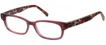 Gant GW Haye Eyeglasses Eyeglasses - BU: Translucent Burgundy