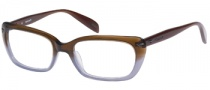 Gant GW Kay Eyeglasses Eyeglasses - BRNBL: Brown / Light Blue