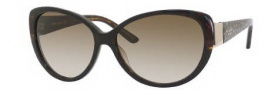 Kate Spade Soliel/S Suglasses Sunglasses - 0FU3 Tortoise Animal / Y6 Brown Gradient Lens