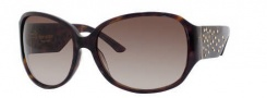 Kate Spade Tate/S Sugnlasses Sunglasses - 0086 Tortoise / Y6 Brown Gradient Lens