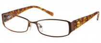 Gant GW Medio Eyeglasses Eyeglasses - SlBRN: Satin LT Brown