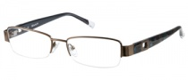 Gant GW Swan Eyeglasses Eyeglasses - SBRN: Satin Brown