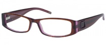Gant GW Yara Eyeglasses Eyeglasses - BRNPUR: Brown / Purple