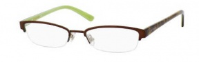 Kate Spade Ainsley Eyeglasses Eyeglasses - 01Z6 Light Brown Green