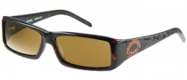Harley-Davidson / HDX 806 Sunglasses Sunglasses - TO-1: Tortoise / Brown