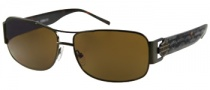 Harley-Davidson / HDX 807 Sunglasses Sunglasses - BRN-1: Brown / Brown