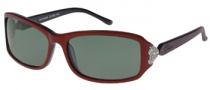 Harley-Davidson / HDX 808 Sunglasses Sunglasses - RB-3: Ruby / Black