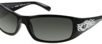 Harley-Davidson / HDX 812 Sunglasses Sunglasses - BLK-3: Black