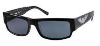 Harley-Davidson / HDX 820 Sunglasses Sunglasses - BLK-3: Black