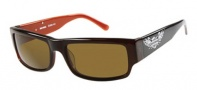 Harley-Davidson / HDX 820 Sunglasses Sunglasses - BRNOR-1: Brown / Orange