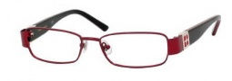 Kate Spade Jordan Eyeglasses Eyeglasses - 0JLR Satin Red