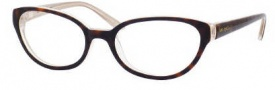Kate Spade Tamra Eyeglasses Eyeglasses - 0JBY Tortosie Gold Sparkle