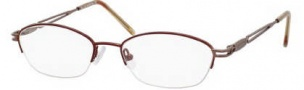 Liz Claiborne 262 Eyeglasses Eyeglasses - OFQ7 Antique Copper Brown