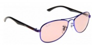 Ray-Ban Junior RJ9529S Sunglasses Sunglasses - 237/84 Dark Violet / Pink