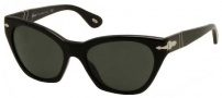 Persol PO 2998S Sunglasses Sunglasses - 95/31 Black Crystal / Green