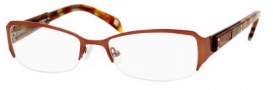 Liz Claiborne 349 Eyeglasses Eyeglasses - OJAK Light Brown 