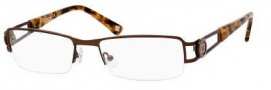 Liz Claiborne 351 Eyeglasses Eyeglasses - ONWD Semi Matte Brown 