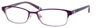 Liz Claiborne 367 Eyeglasses Eyeglasses - OFS7 Dark Plum Fade