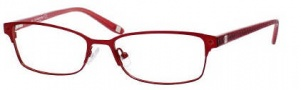 Liz Claiborne 367 Eyeglasses Eyeglasses - OFC9 Red Rose 