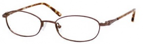 Liz Claiborne 370 Eyeglasses Eyeglasses - ORV8 Brown 