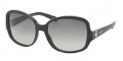 Prada PR 17NS Sunglasses Sunglasses - 1AB3M1 Black / Gradient