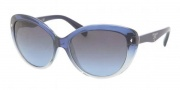 Prada PR 21NS Sunglasses Sunglasses - GOD5I1 Blue Gradient / Blue Gray Gradient
