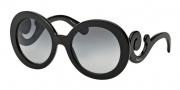 Prada PR 27NS Sunglasses Sunglasses - 1AB3M1 Black / Gray Gradient